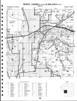 Medary Township, Campbell Township - East and Onalaska Township - South, La Crosse, La Crosse County 1983